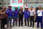 Honda Bandung Resmikan Sekolah 'Safety Riding'