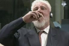 Kasus Politisi Kroasia Minum Racun, Belanda Gelar Investigasi