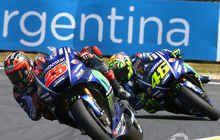 Rossi Bingung Bisa Terjatuh di Tikungan Terakhir Le Mans