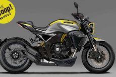Tiga Tema Desain Terbaru Honda CB1000R