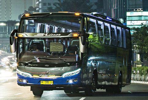 Volvo Siap Ramaikan Transportasi Bus di Indonesia