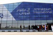 Kala Informasi Penerbangan di Bandara Dubai Memakai Bahasa Jawa Halus