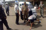 Seorang Remaja Dihukum 'Push-Up' karena Kemudikan Angkot