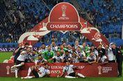 Jerman Juara Piala Konfederasi untuk Kali Pertama