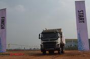 Kompetisi Final Adu Irit Truk Volvo Digelar