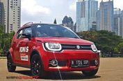 Transmisi AGS Suzuki Ignis Terasa Bedanya