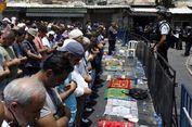 AS Sambut Baik Langkah Israel Cabut Detektor Logam di Al-Aqsa