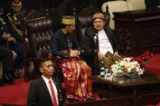 Makna di Balik 'Pertukaran' Baju Adat Jokowi dan Jusuf Kalla