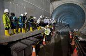 Kunjungan Masyarakat ke Lokasi Proyek MRT Jakarta Ditutup