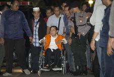 Setya Novanto Tak Pakai 'Seat Belt' Saat Fortuner Tabrak Tiang