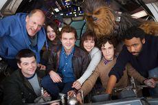 Film Han Solo Versi Muda Mulai
