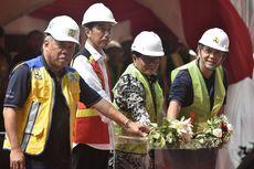 Jokowi: Jangan Mimpi Bersaing apabila Infrastruktur Tertinggal