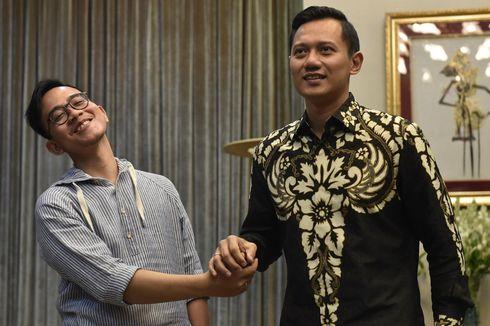 Keakraban Gibran-Agus Yudhoyono dan Pasang Surut Hubungan SBY-Jokowi...
