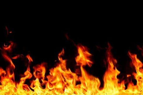 Diduga Korsleting, Mapolres Kepulauan Selayar Kebakaran