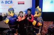 Liliyana Berharap Nasib Baik di JCC