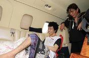 Prihatin, Menteri Susi Bawa Nelayan Wakatobi Penderita Tumor Tulang ke Jakarta