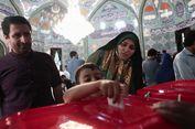 Jutaan Rakyat Iran Berikan Suara dalam Pemilihan Presiden