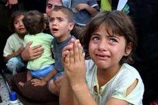 400.000 Anak-anak Mosul Telantar akibat Perang