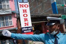 Klakson Dilarang, Ruas Jalan di Kathmandu Kini Lebih Tenang