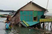 34 Rumah di Pulau Kelapa Dua Rusak Diterjang Puting Beliung