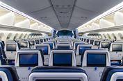 Ini Alasan Kenapa Kursi Pesawat Berwarna Biru