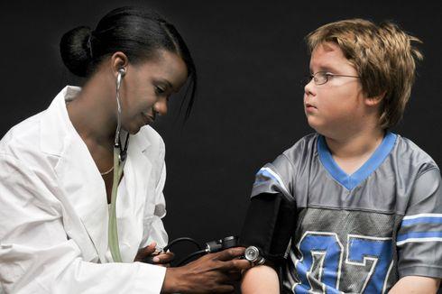 Anak Juga Bisa Alami Hipertensi, Ini Tandanya
