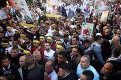 Ribuan Tahanan Palestina di Israel Lakukan Aksi Mogok Makan