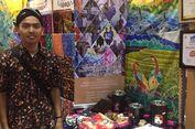 Bermodal Pinjaman Rp 5 Juta, Pengusaha Muda Ini Ciptakan Batik Edukatif