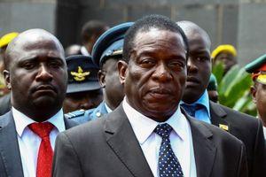 Emmerson Mnangagwa Disumpah Jadi Presiden Zimbabwe Jumat
