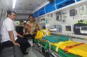 Djarot Bangga dengan Cepatnya Pembangunan di Jakarta