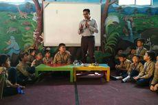 Saat Siswa SD di Magelang Belajar Robotik dengan Pakar dari Malaysia