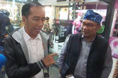 Jokowi, Ridwan Kamil dan Pilkada Jabar...