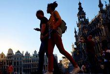 Ketinggalan Kereta Tiga Kali di Brussels Belgia...