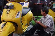 Harley dan Piaggio Indonesia Ikutan Kustomfest