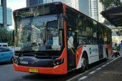 Transjakarta Mulai Operasikan Bus Lantai Rendah