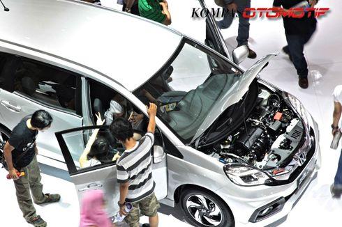 """""""Wholesales"""" Mobil Naik, Daihatsu Tempel Ketat Honda"""