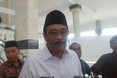 Djarot Berikan Catatan Perbaikan Masjid KH Hasyim Asyari
