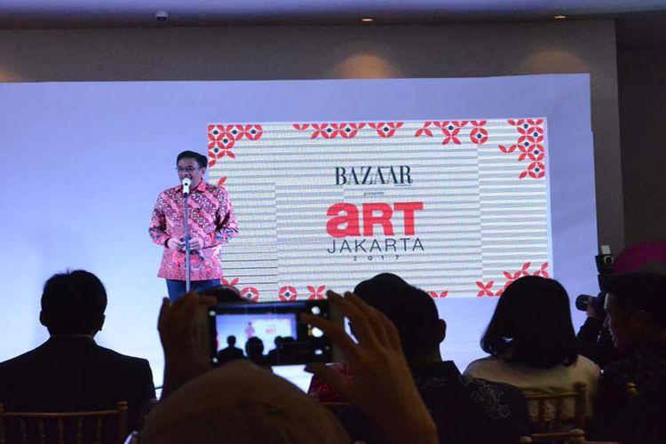 Pergelarann Art Jakarta 2017