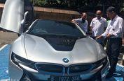 BMW i8 Bisa 'Nge-Charge' di PLN Gambir