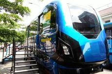 LRT Metro Kapsul Ditargetkan Jadi Transportasi Massal di Bandung Raya