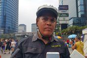 Sehari, Sampah di Car Free Day Sudirman-Thamrin Mencapai 2 Ton