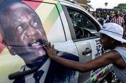 Inggris Kirim Utusan Jelang Pelantikan Pemimpin Baru Zimbabwe