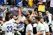 Daftar Juara di Liga-liga Besar Eropa