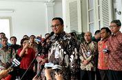 Anies Tak Berkomentar soal Wacana Pemindahan Ibu Kota