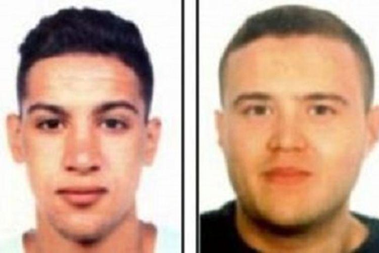Mohamed Hychami dan Younes Abouyaaqoub