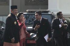 Pernyataan SBY Usai Hadiri HUT ke-72 RI di Istana Kepresidenan