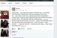 5 Berita Populer Nusantara: Ibu Calon Pengantin Protes gara-gara Jokowi hingga Istri dan Anak Tersangka Pembunuhan Juragan Kuda