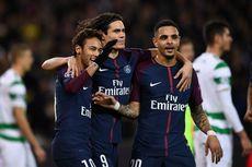 Cetak Gol Beruntun, Neymar Menyamai Prestasi Cristiano Ronaldo