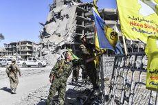 Milisi Dukungan AS Rebut Kota Raqqa dari Tangan ISIS