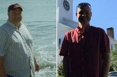 Pria Ini Berhasil Turunkan Berat 79 kg dengan Aplikasi